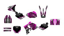 1996 1997 1998 1999 2000 2001 2002 CR 80 graphics CR80 deco kit #7777 Hot Pink