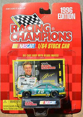 New 1996 Racing Champions 1:64 NASCAR Morgan Shepherd Remington Thunderbird #75