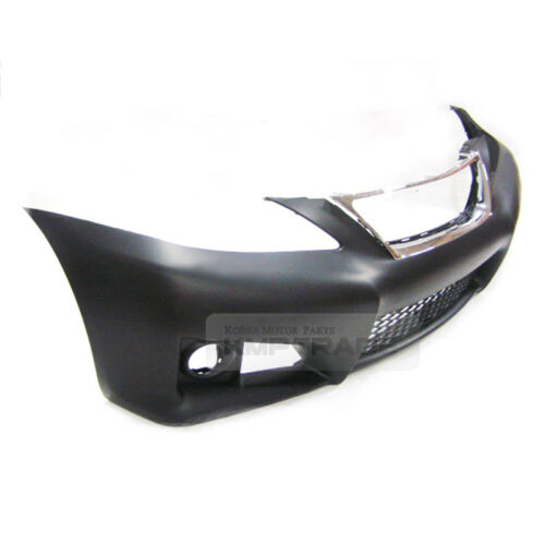ISF Look Front Bumper w Fog Lamp w//o Grille PDC for LEXUS 2006-2011 IS250