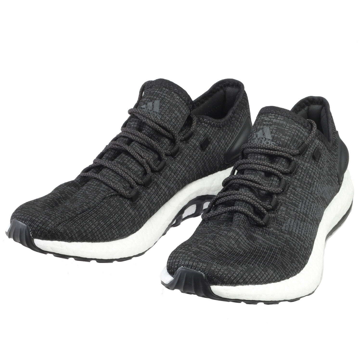 ADIDAS Men's Adidas Pureboost Running Shoes BA8899 Mens BLACK Price reduction
