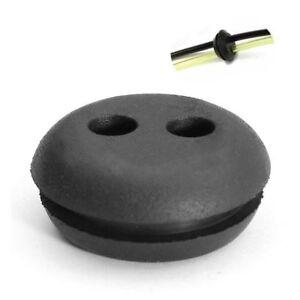 Motorsensen-Heckenschere-Tankdichtung-20mm-2-Loecher-Schlaeuche-Stihl-usw