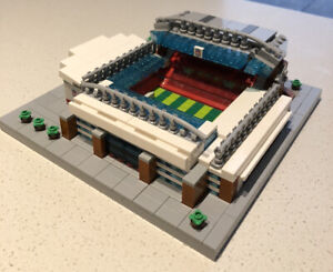 Lego Custom Liverpool FC Anfield Stadium Football Ground Soccer LFC | eBay
