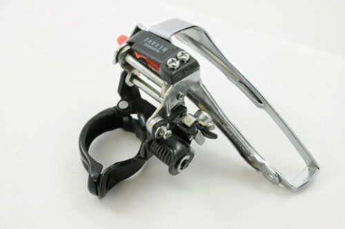 SHIMANO NEXAVE FD-T300 MTB BIKE FRONT GEAR MECH//DERAILLEUR BOTTOM PULL 28.6mm