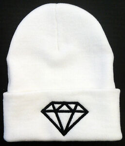 d1c3657ad15 Image is loading DIAMOND-DIAMOND-SUPPLY-CO-DMND-SUPREME-Cuff-Beanie-