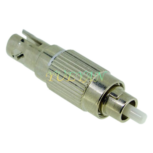 ST Female to FC Male Multimode MM 50//125 Optical Adapter Hybrid Adapter