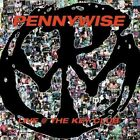 Pennywise Live at The Key Club Skate Punk Rock Music CD