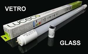 Plafoniera Tubi Led 150 Cm : Tubo led cm w neon vetro starter lm luceco