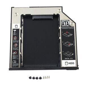 SATA-2ND-HDD-HARD-DRIVE-Caddy-Ejector-for-DELL-Latitude-M2400-M4500-E6410-E6400