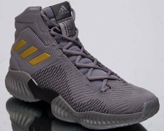 NEW MENS ADIDAS PRO BOUNCE 2018 SNEAKERS AH2656-SHOES-SIZE 11.5,12.5
