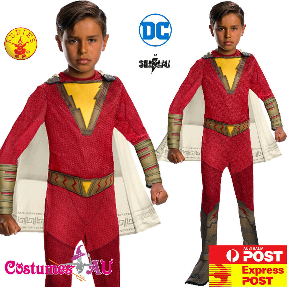 Licensed Shazam Classic Costume Captain Marvel Child Boys Superhero Jumpsuit For Sale Online 879 captain marvel costumes products are offered for sale by suppliers on alibaba.com, of which tv & movie costumes accounts for 2%, boy's clothing sets accounts for 1%, and party masks accounts for 1%. licensed shazam classic costume captain marvel child boys superhero jumpsuit