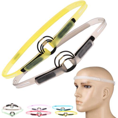 Non-Slip Silicon Sports Sweatband Headband Yoga Gym Stretch Head Hair Band