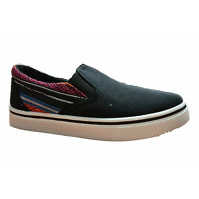 Boys Slip On Trainers Pumps Casual Espadrilles Deck Shoes Summer UK 1 TO UK 6