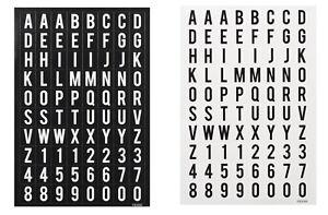 320-BUCHSTABEN-STICKER-4-Bogen-Aufkleber-HOBBYFUN-Alphabet-Zahlen