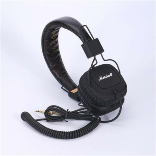 Headband Marshall Major Headphones Mic HIFI Noise Cancelling Deep Bass DJ Rap