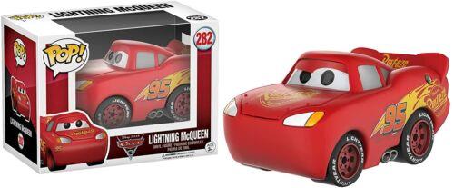 282 - N DISNEY-CARS 3: Lightning McQueen NUOVO /& OVP Funko Pop