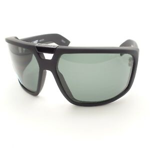 Spy Optics Touring Matte Black Happy Gray Green New Sunglasses ... a72d5ded54