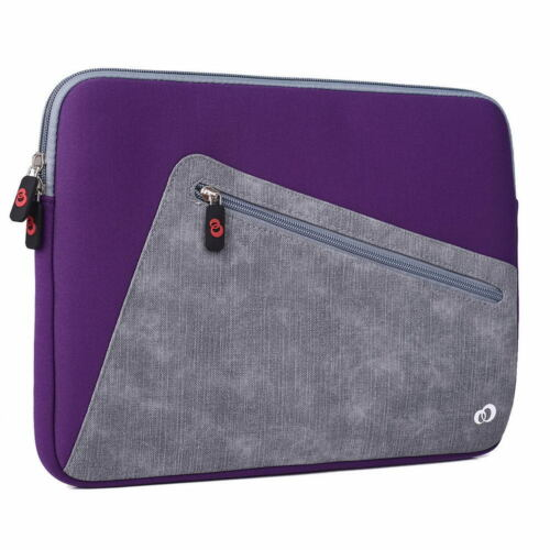 "13.5/"" Laptop Notebook with Padded Interior Neoprene Sleeve Case Bag for 11.6/"""