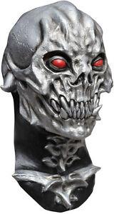 plata-mascara-de-Alien-amp-Cuello-Robot-Calavera-latex-CINE-TV-TERROR-COMPLETO