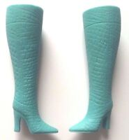 Doll Boots Aqua Fit Candi 11.5-12 Fashion Dolls Barbie Silkstone 167,