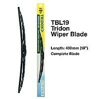 "19"" (48CM/485MM) TRIDON FRAME CAR WIPER BLADE TBL19"