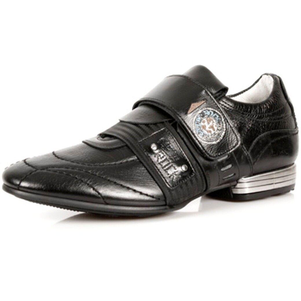 Newrock nr m.8401 s1 negro botas-new rock botas-caballeros