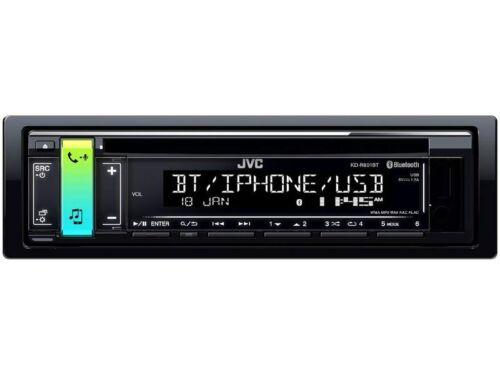 JVC Radio KD-R891BT Set Bluetooth USB Spotify für Toyota Avensis Verso T22