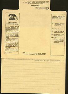 modulo telegramma poste italiane