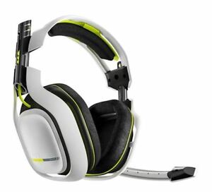 A50-Gaming-Headset-Xbox-One-PC-MAC-Headset-Only-ASTRO-Gaming-White-New