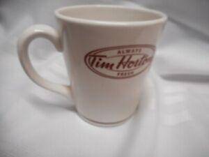 TIM HORTONS ALWAYS FRESH COFFEE CUP MUG 12 OZ Steelite England  2010