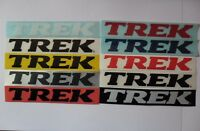 Trek Frame Sticker 7.5x 1 Vinyl Decal Weather Proof 2 Stickers Many Colors