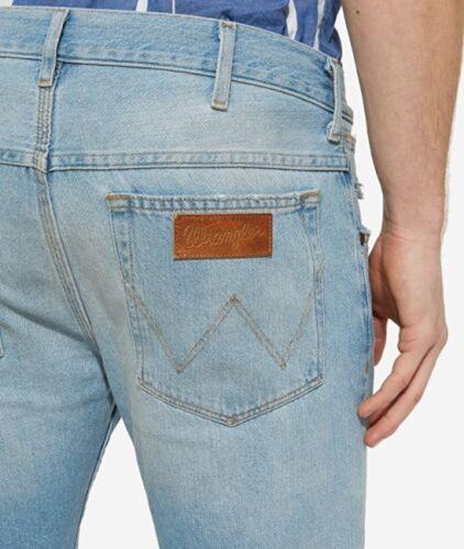 Wrangler Men/'s Boyton Straight Jeans  RRP£63 1397