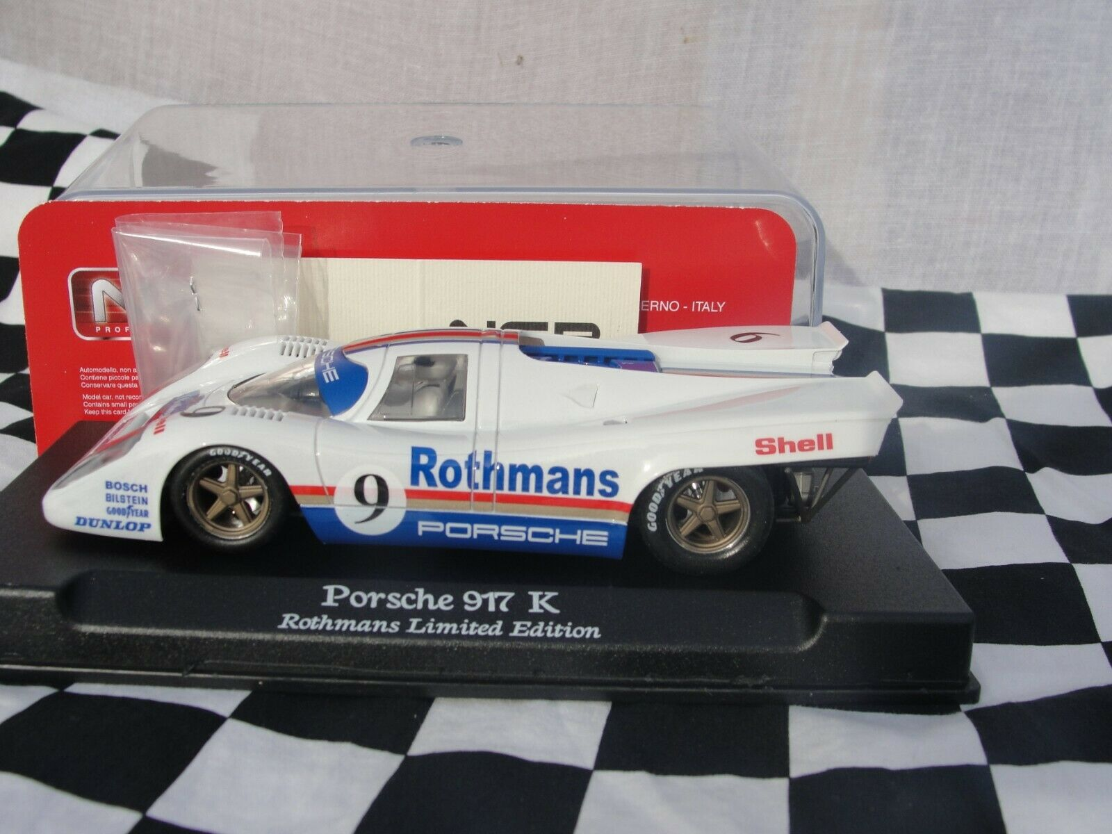 NSR PORSCHE 917K 'redHMANS LIMITED EDITION' SW 1 32 BNIB LATEST OUT