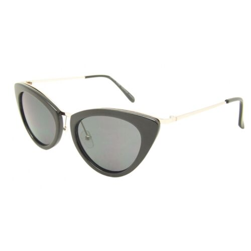 Cat Eye Rockabilly Para Mujer Damas Gafas De Sol Moda Retro Vintage 80/'s 70/'s