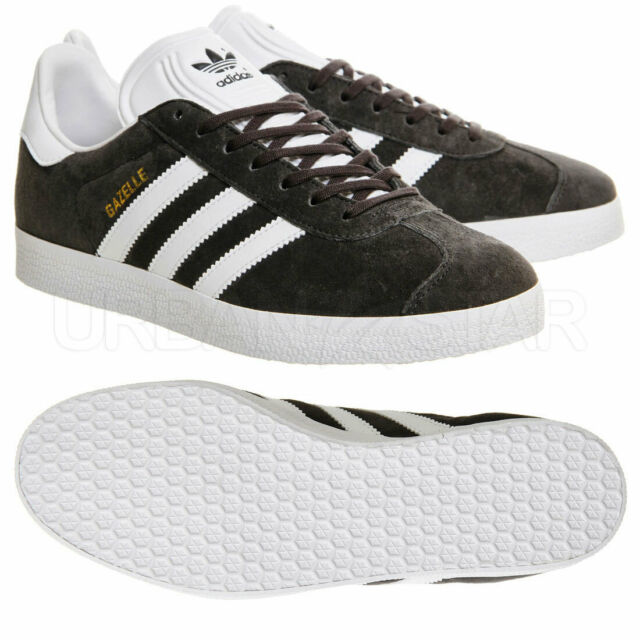 Buy Great Shoes Adidas Originals Gazelle Shoes Dark Grey