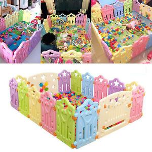 Image Is Loading New Baby Playpen Toddler Outdoor Indoor Safety Play