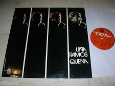UNA RAMOS Quena *RARE ORIGINAL ARGENTINA VINYL 60s/70s LP*
