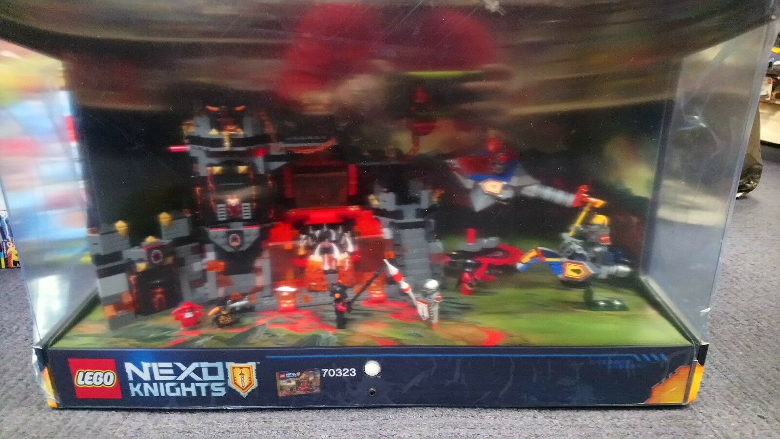 Lego Nexo Knights 70323 Visa