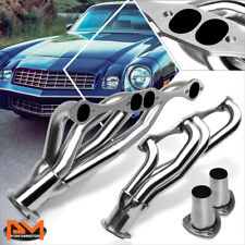 For Chevy Sbc Small Block Afg Body V8 Stainless Steel Clipster Exhaust Header