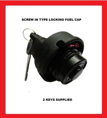 Locking Fuel Cap MITSUBISHI Colt 3//90 Petrol Diesel Tank