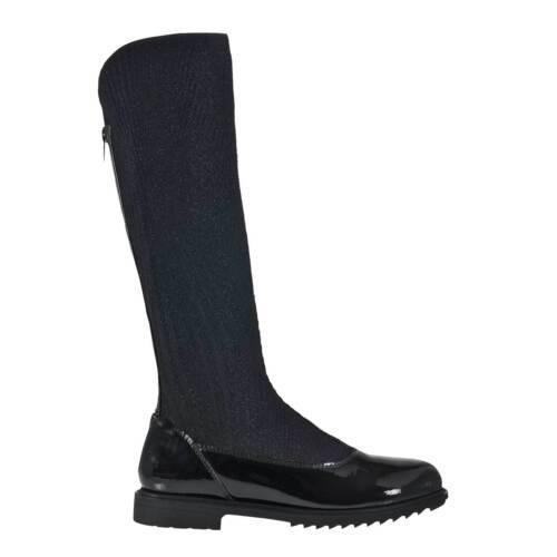 Magiche Black Vernice Boots Lelli Kelly LK3656 DBA7