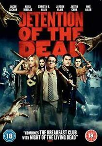 Detention-of-the-Dead-DVD-Region-2-Horror-NEW-amp-SEALED-Zombie-Breakfast-Club