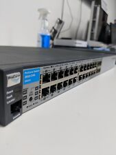 HP Procurve J9021A 2810-24G 24 Port Gigabit Switch 10 100