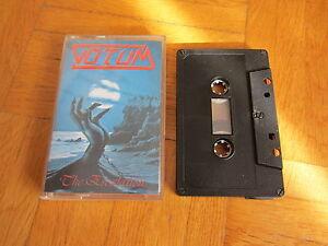 VOTUM-The-Escalation-RARE-1988-DEMO-Cassette-Tape-Speed-Metal