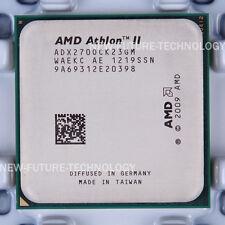 AMD Athlon II X2 270 (ADX270OCK23GM) CPU 533 MHz 3.4 GHz Socket AM3 100% Work