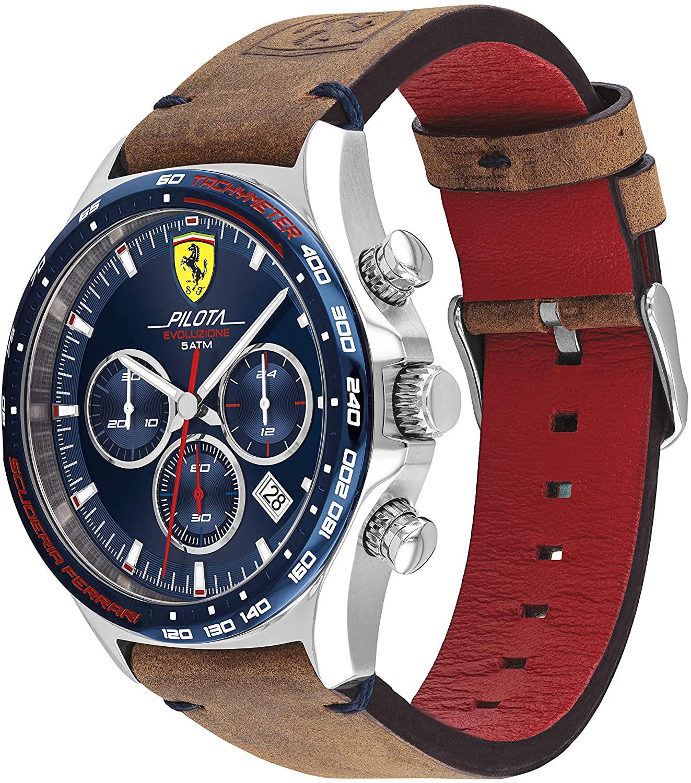 Ferrari Mens Watch Scuderia Ferrari Digital Casual Quartz 0830371 For Sale Online Ebay