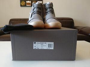 5 5 Uk7 bnib Deadstock eu40 Gum Yeezy Adidas Boost 750 Grey us7 qxnPZFz