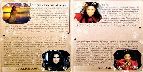 Shania Twain: Greatest Hits, rock