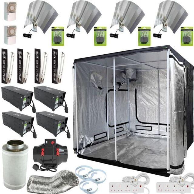 Grow Tent 200x200x200 for sale | eBay