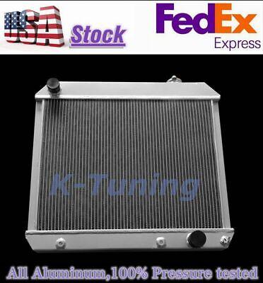 3 ROW CORE Aluminum Radiator For Chevy Truck C10 C20 Pickup Suburban 63-66 64 65