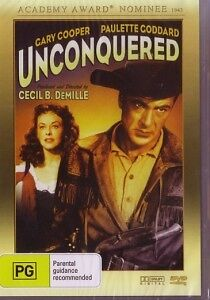 UNCONQUERED-GARYCOOPER-NEW-amp-SEALED-DVD